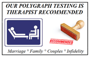 polygraph recommended by therapist