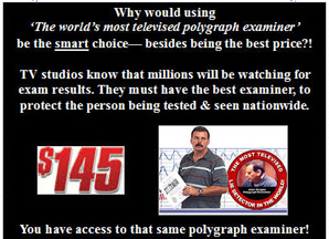 need a polygraph in Long Beach