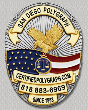 for a polygraph test in San Diego